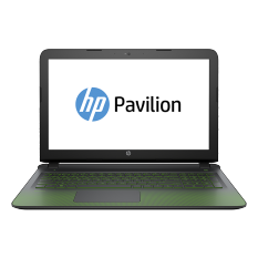 HP Pavilion Gaming 15-ak008TX Core i7-6700HQ,8GB,1TB+128SSD,GTX950M(4),DOS (Black) image