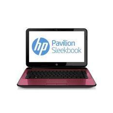 HP Pavilion Touchmart 14-v225TX Notebook i5-5200U,4G,1T+8NAND,G840,Win8.1 - Vibrant Red