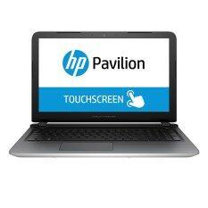 HP Pavilion TouchSmart 15-ab004TX i7-5500U/8G/1T/G940(2)/W8.1 (Silver)