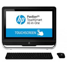 "HP Pavilion TS23-p251d AIO (Touch) i5-4460T,4GB,1TB,23"",NVIDIA GF810,2GB,Win8.1 - Black image"