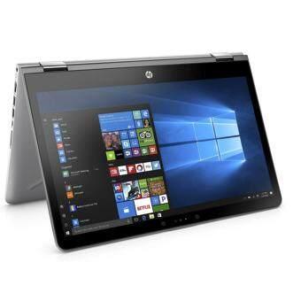 HP Pavilion X360 14-ba075TU/HD Touch/i3-7130U/14.0/4GB/1TB Hybrid/NO ODD/Win10 Home/Natural Silver/2Yr. Onsite