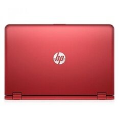 HP Pavilion X360 Convertible 15.6-inch Full HD 2-in-1 Touchscreen Laptop (Intel Core i5- 6200U, 8GB RAM, 1TB HDD, HDMI, IPS, Backlit Keyboard, Bluetooth, 802.11ac, Windows 10-Cardinal Red) - intl