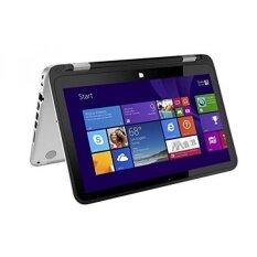 HP Pavilion x360 Convertible 2-in-1 13.3-Inch Touchscreen Laptop / Intel Core i3-5010U / 4GB Memory / 500GB HDD / no Optical drive / Bluetooth / Webcam / WiFi / Windows 8.1 / Ash Silver - intl