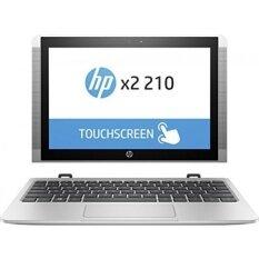 HP X9V19UT x2 210 G2 Detachable PC(Intel Atom x5, 2 GB DDR3L-1600 SDRAM (1 x 2 GB), 32 GB eMMC, Windows 10 Pro 64) - intl