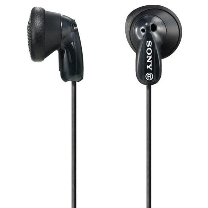 แนะนำหูฟัง Sony - MDR-E9LP/BLK Black ราคาถูก