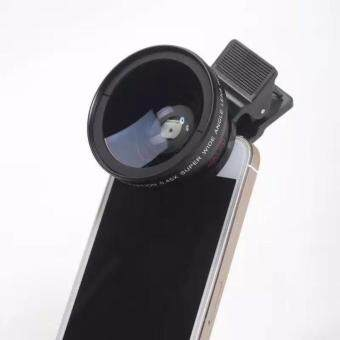 I-smart FY-45F 0.45x49UV ultra wide-angle lens macro mobile phone holder