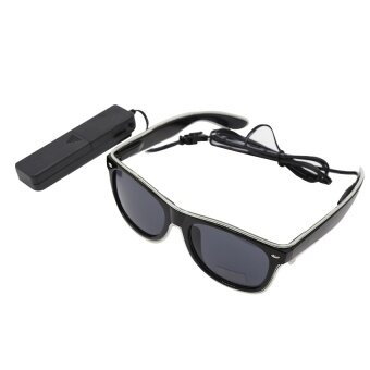 Ideality el wire sunglasses for Unisex Adults menwomen  - intl