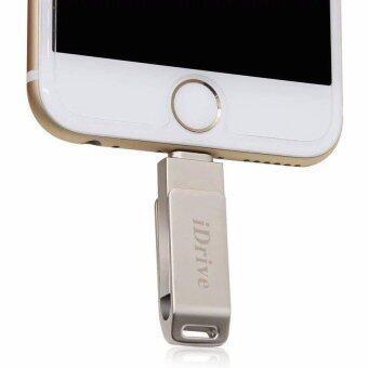 iDrive - iDiskk Pro USB 2.0 32GB (ของแท้) แฟลชไดร์ฟสำรองข้อมูล iPhone,IPad แบบหมุน