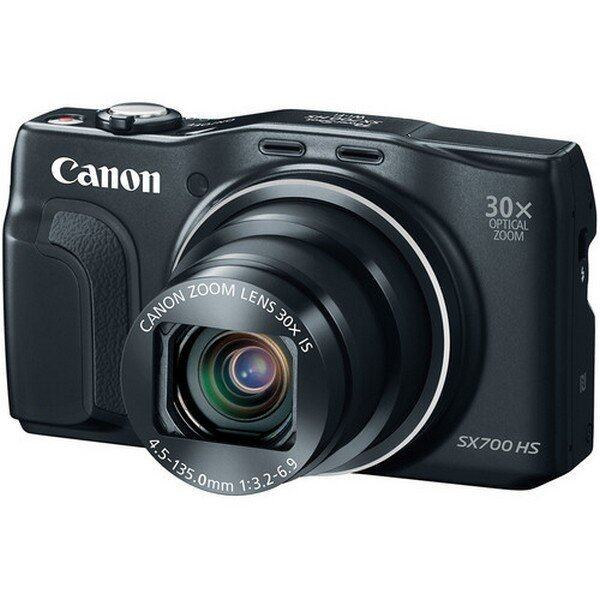 (IMPORTED) Canon PowerShot SX700 HS Digital Camera - Black ...