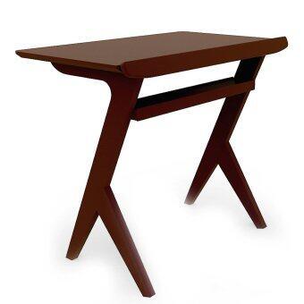 Innolife Casual Workstation โต๊ะวางคอมพิวเตอร์สำหรับนั่งโซฟาหน้าทีวี - สี Espresso