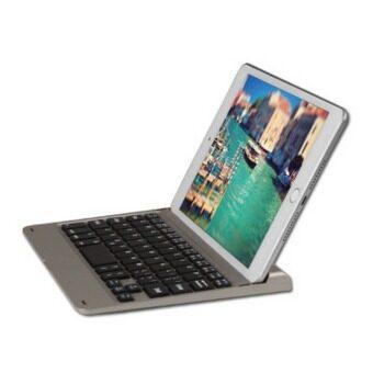 iPad Mini4 Bluetooth Keyboard Ultra-thin Wireless Clavier(Silver)(INTL)