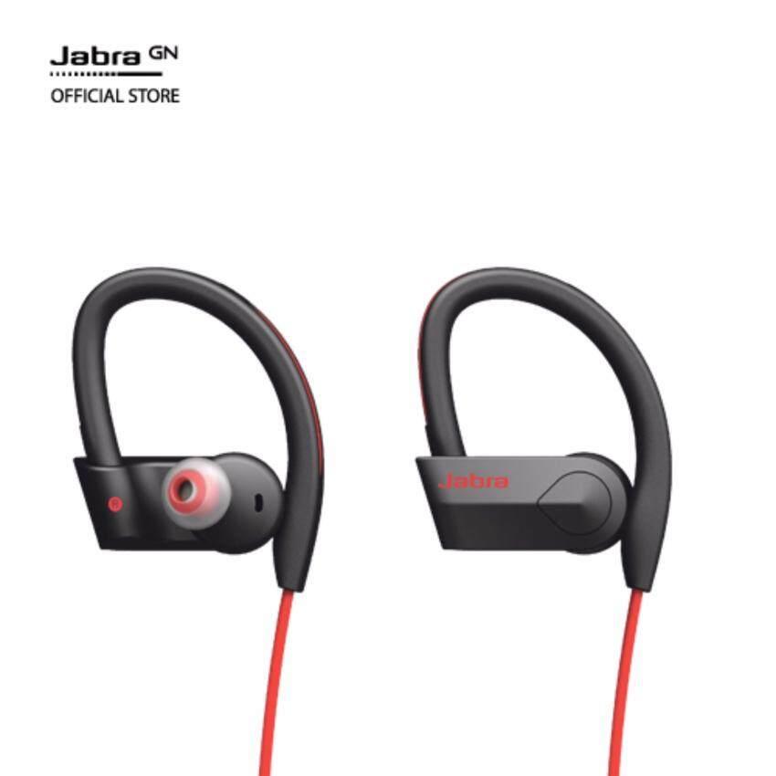 Jabra หูฟังออกกำลังกาย Sport Pace Wireless (Red)