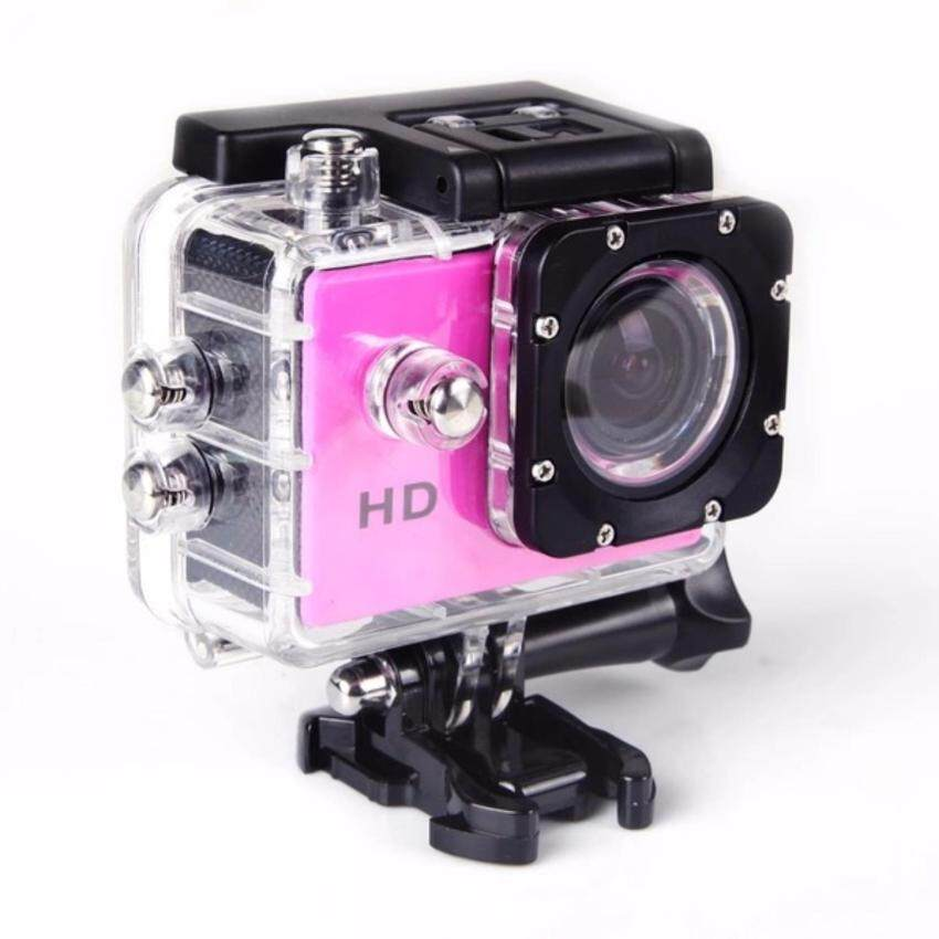 JIMMEE Sport Action Camera 2.0 LCD Full HD 1080P No WiFi ...