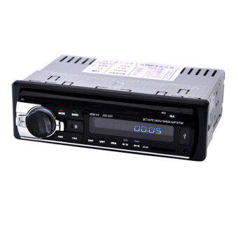 JSD - 520 car bluetooth mp3 car card machine U disk locomotive load audio electronic bluetooth phone - intl