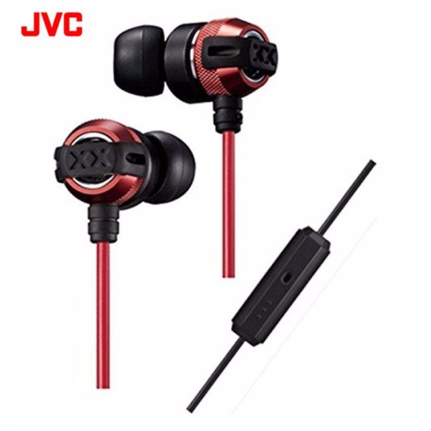 JVC หูฟังอินเอียร์พร้อมไมค์ รุ่น HA-FX33XM image