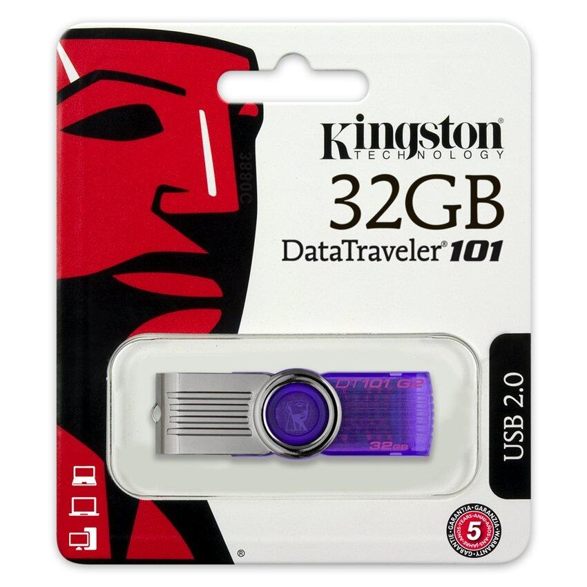 Kingston Flash Drive DT101G2 32GB ...
