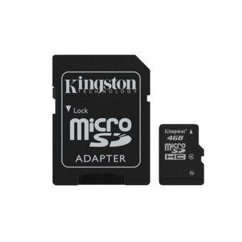 Kingston MICRO SD CARD รุ่น class4/4gb