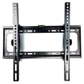 """ราคา ขาแขวนทีวี จอปรับก้มเงยได้ ติดผนัง LED,LCD,TV ขนาด 26"""" -55"""" Tilting Wall Mount tv bracket Flat panel tv wall mount Panel LED, LCD TV(Black) BY OK999 SHOP"""