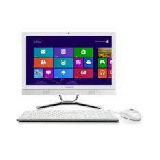 """Lenovo IdeaCentre C360,19.5"""",Pentium G3250T,2G,500GB,GF800M,W8.1,1Y - White"""