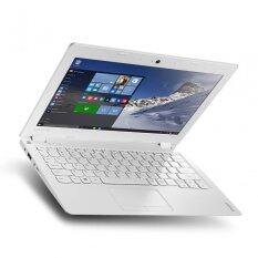 """Lenovo Ideapad 100S-11IBY (80R200ARTA) AtomZ3735F/2GB/64GB /11.6""""/ Win10 (White)"""