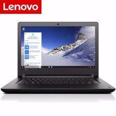 "Lenovo IdeaPad 110-14ISK(80UC001MTA) i3-6100U/ 4GB/ 1TB / AMD R5 M430 /14"" /Dos (Black)"