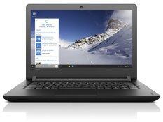 """Lenovo ideapad 110-15(80T70049TA) PenN3710 4GB 1TB Dos 15.6"""" (Black) ฟรี 1X: Back Pack(Value 590.-)"""