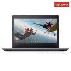 """Lenovo Ideapad 320-14AST(80XU002JTA) AMD A4-9120 2.2GHz/4GB/500GB/Dos/14"""" (Black)"""