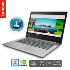 Lenovo IdeaPad 320-15IKBN (80XL00A7TA) i5-7200U/4GB/1TB/GT 940MX/15.6/DOS (Blizzard White)