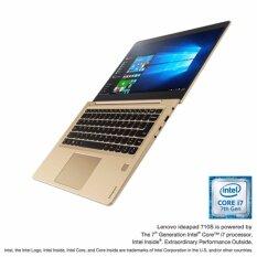 Lenovo IdeaPad 710S Plus i7-7500U RAM8GB SSD256GB Windows10 (Gold)