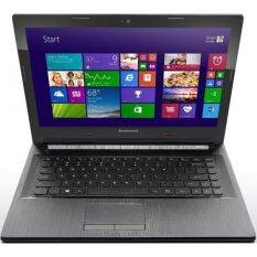 Lenovo IdeaPad G4070/I3-4005U/4G/500G/ATIR5M23 2G/DOS2Y รุ่น LNV-59438305 - Black