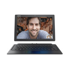 Lenovo แล็ปท็อป รุ่น IdeaPad MIIX 510-12IKB (Wifi) i5-7200U 8G 256G W10 (80XE00EETA) 3Y 12.2' (สีเงิน)