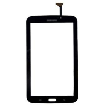 LL Trader for Samsung Galaxy Tab 3 7.0 T210 P3210 Touch Screen Glass Lens with Repair Tool Kits (Black)
