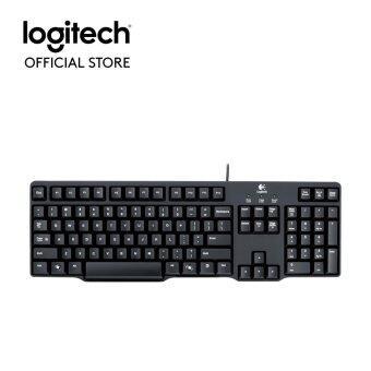 Logitech Classic Keyboard K100(Black)