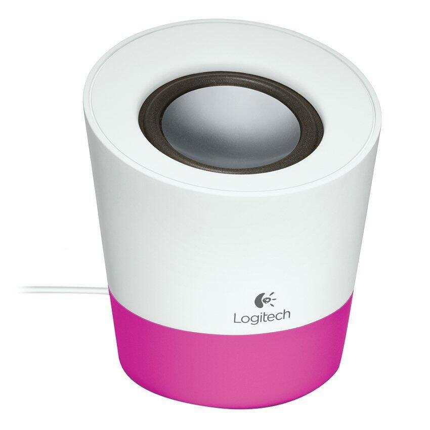 Logitech PC Speaker z50(Type 1.0) (Magenta)