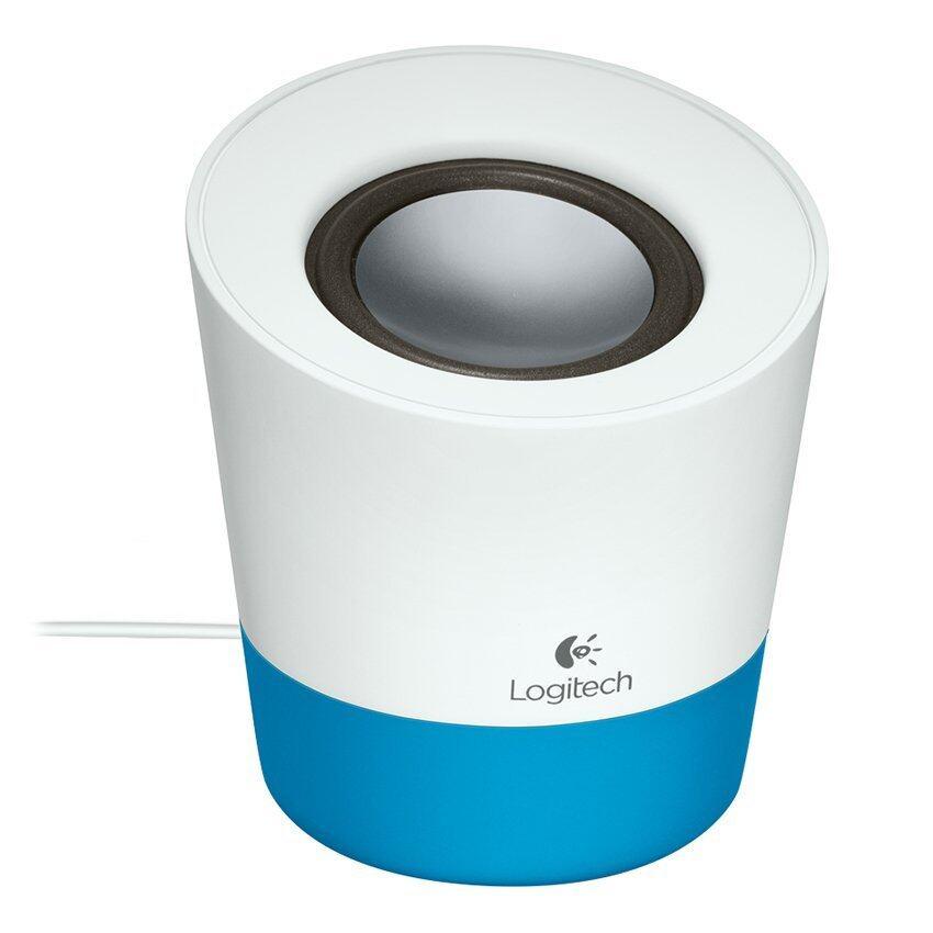 Logitech PC Speaker z50(Type 1.0)  (Ocean Blue)