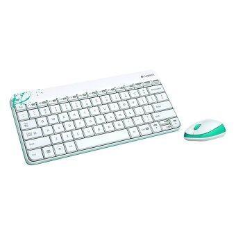 Logitech Wireless Combo MK240 – White