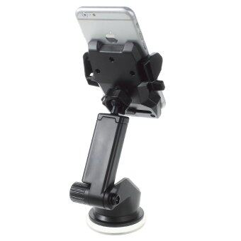 Long Neck Easy One-Touch Car Mount Holder for iPhone 6s / 6s Plus /Galaxy Note5, Width: 5.5-9cm
