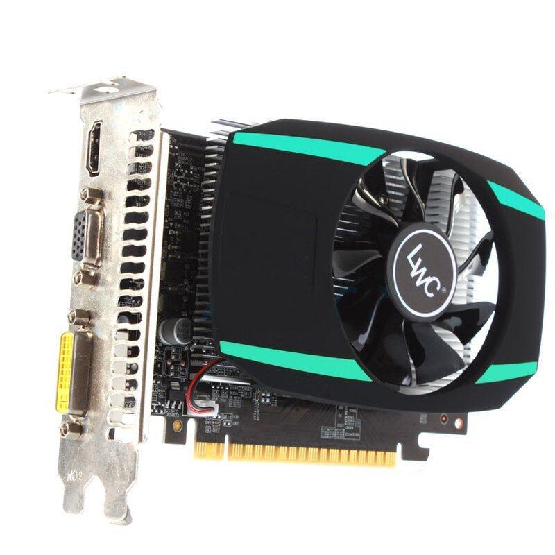 ห้ามพลาด LongWell Graphic Card NVIDIA 700 Series PCIe GT710 2GB DDR3 แนะนำเลย