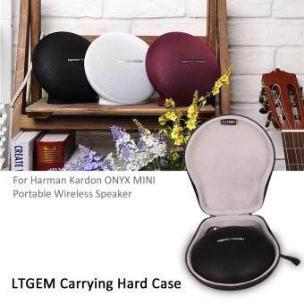 LTGEM EVA Hard Case Travel Carrying Storage Bag for Harman Kardon ONYX MINI Portable Wireless Speaker - intl
