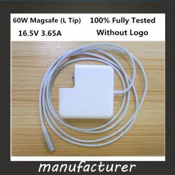 Macbook Power Supply AC Adapter 60W for Macbook pro Notebook Charger A1278 A1344 (white)