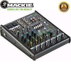 Mackie ProFX4V2 มิกเซอร์คุณภาพ รับประกันศูนย์ Mackie 1 ปี image