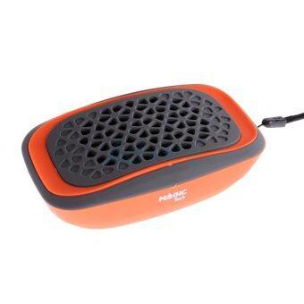 ประเทศไทย Magictech Speaker Bluetooth (Y15) Orange