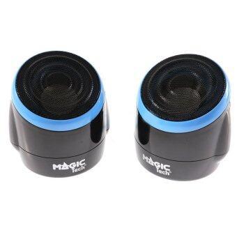 ซื้อ/ขาย Magictechลำโพง3.0w. MT-820 (2.0) (Blue)