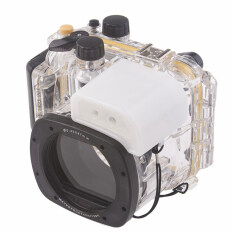 Meikon Underwater Diving Camera Waterproof Housing Cover Case For Canon Eos G15 As Wp-Dc48 ราคา 5,141 บาท(-5%)