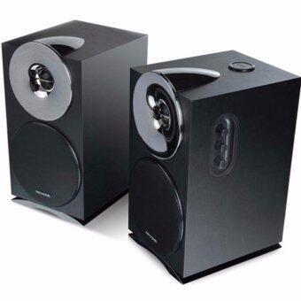 microlab H50BT NFC Bluetooth High-end ลำโพง (Black)