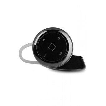 ราคา หูฟังบลูทูธ Mini A8 Snail Bluetooth Headphone - สีดำ
