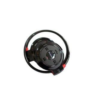 Mini หูฟัง Bluetooth Stereo รุ่น Mini-503 TF (ดำ)
