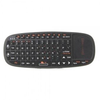 Mini Wireless Keyboard Mouse (Black)