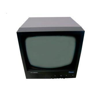 Monitor CCTV สำหรับกล้องวงจรปิด จอขาว-ดำ