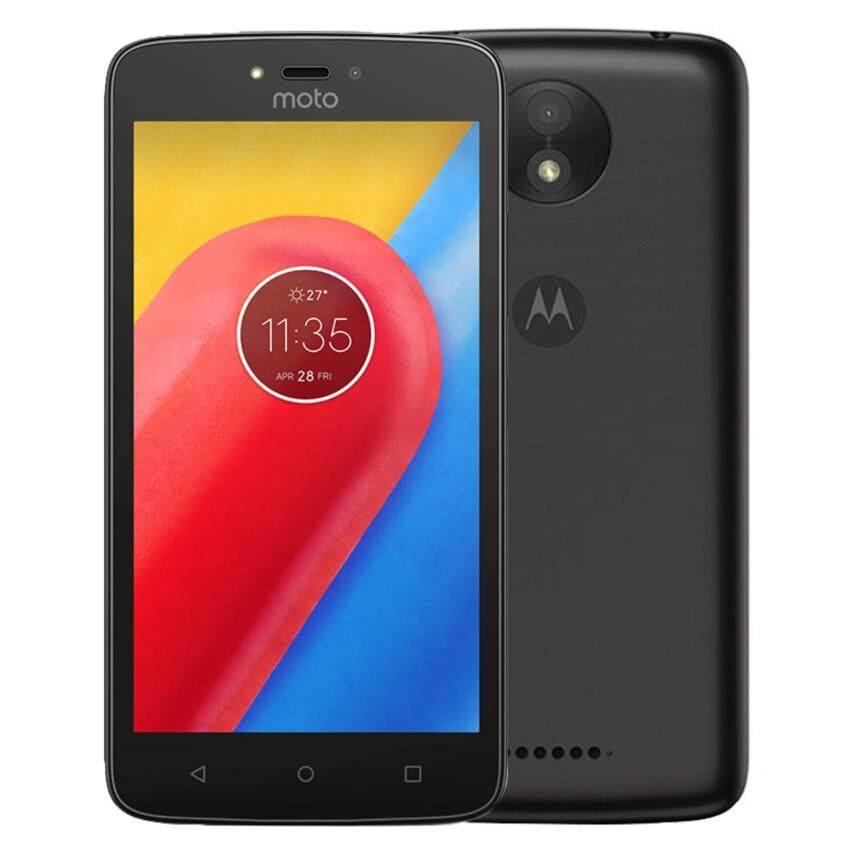 Motorola Smartphone Moto C 4G - Starry Black